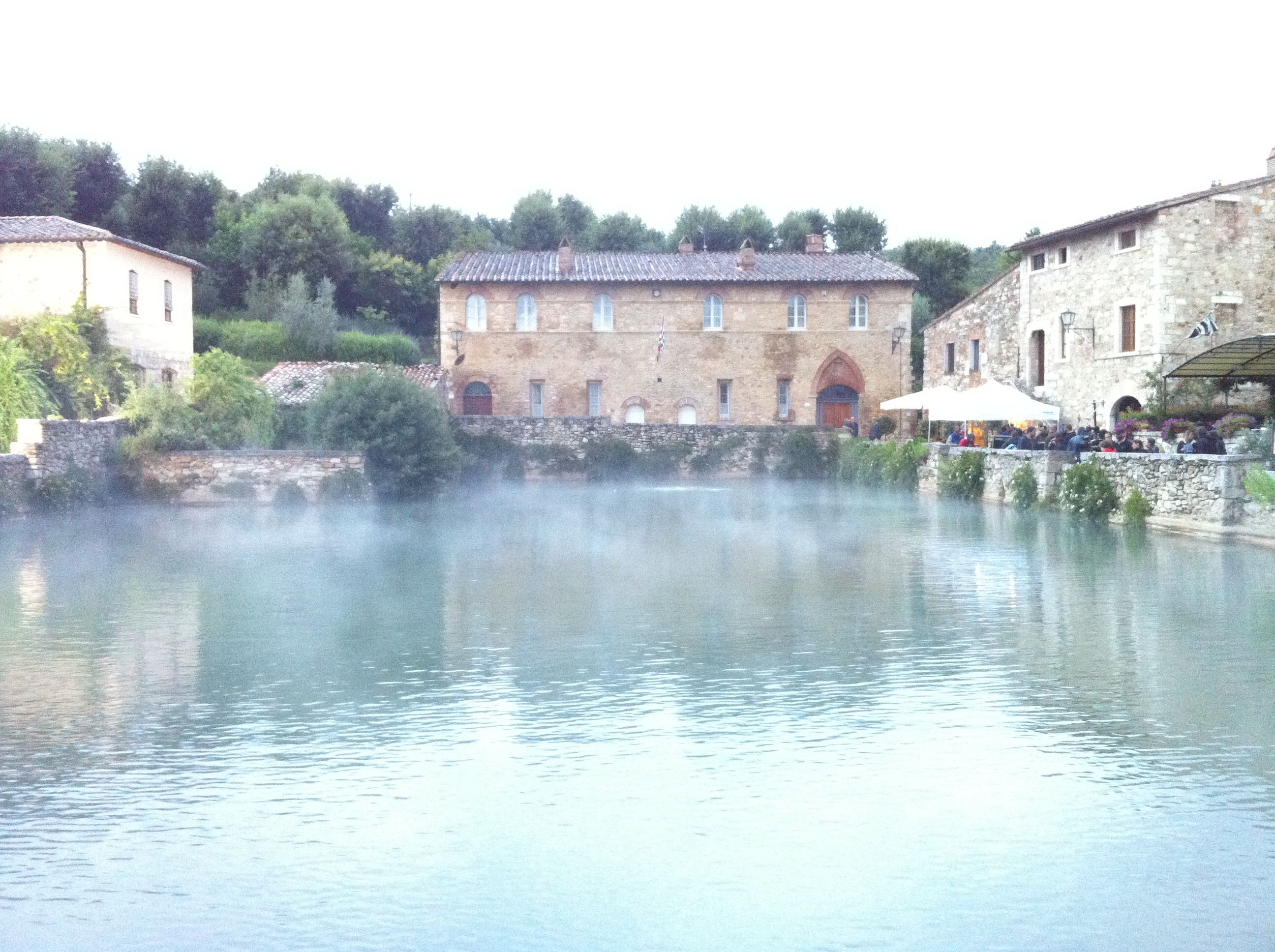 Bagno Vignoni Last Stop Of Our Wine And Food Full Day Brunello