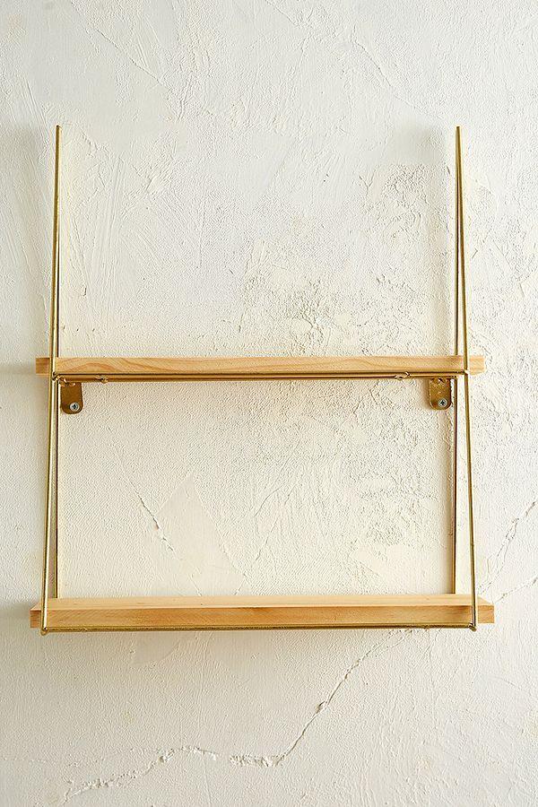 Kensie Wall Shelf Shelves