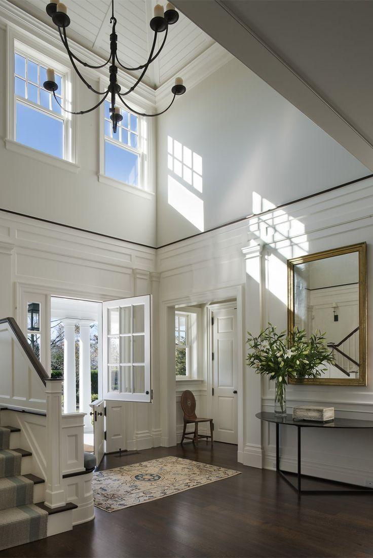 Beautiful entry with Dutch door.