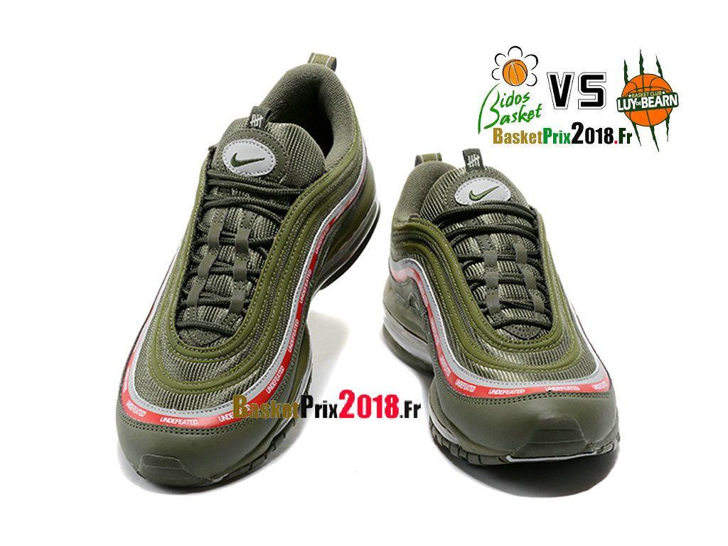 Chaussures Sportswear Prix Pas Cher Femme/Enfant Nike Wmns Air Max 97