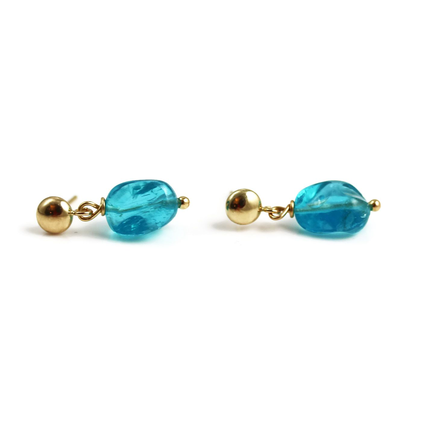 apatite pin london and trio up topaz a set blue neon blues earrings