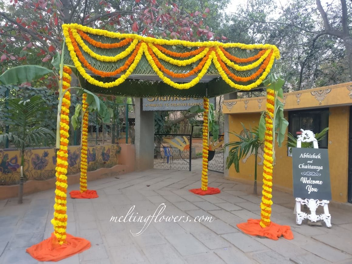 Wedding Venues Across South India