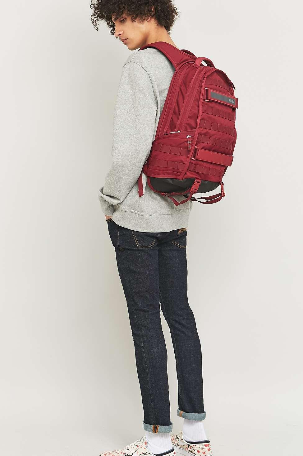 Nike - Sac à dos SB RPM bordeaux | Sac, Urban outfitters et Mode