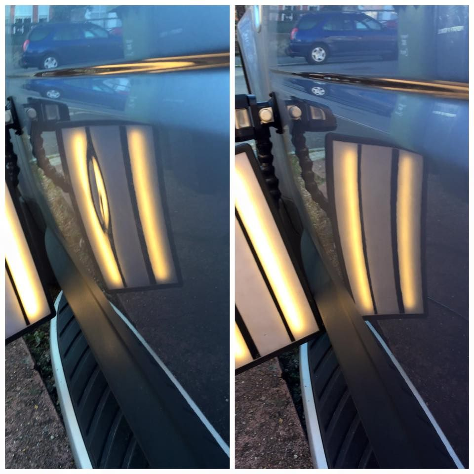 Paintless dent removal east sussex jon taylor dent