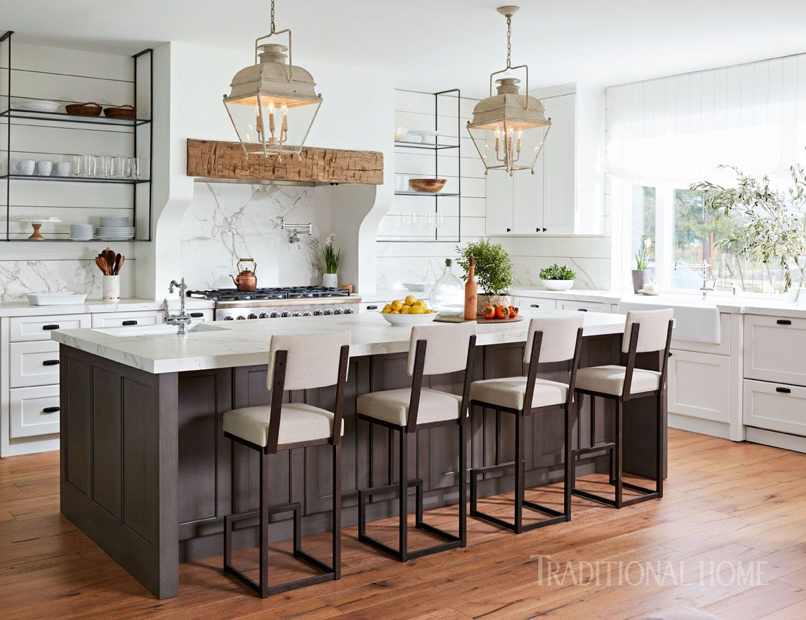 U201cDumasu201d Counter Stools From Wesley Allen Pull Up To A Columbia Cabinets  Island,
