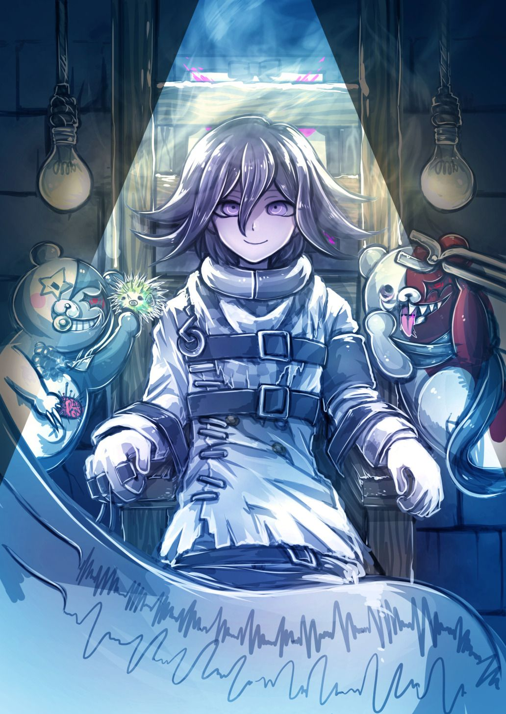 Qkikoaoalqkkqql If Anything Were To Happen To Ouma I Would Kill