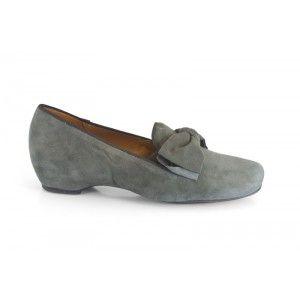 12295-626B ante cabra cinza roto. Zapato de la marca Mikaela. Otoño invierno 2012 2013 $59€
