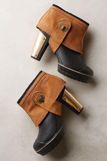 e2b281b0147 Sorel Medina II Rain Booties | { Click my heels } | Chaussures Femme ...