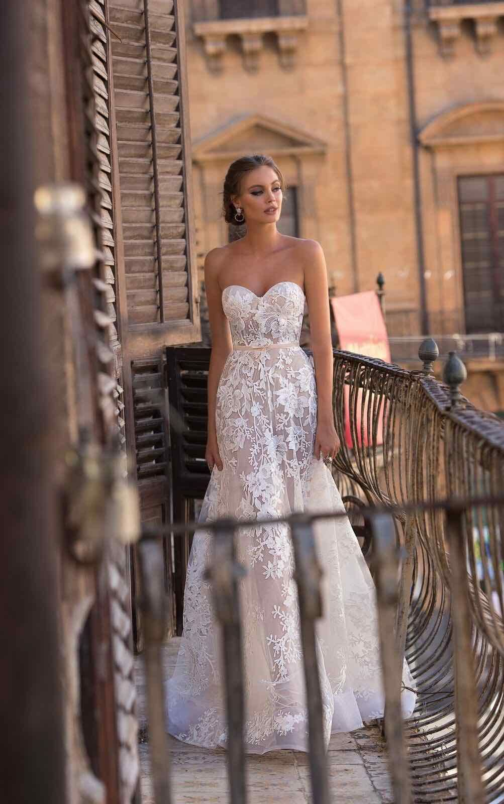 Effortlessly chic muse by berta wedding dresses wedding dress