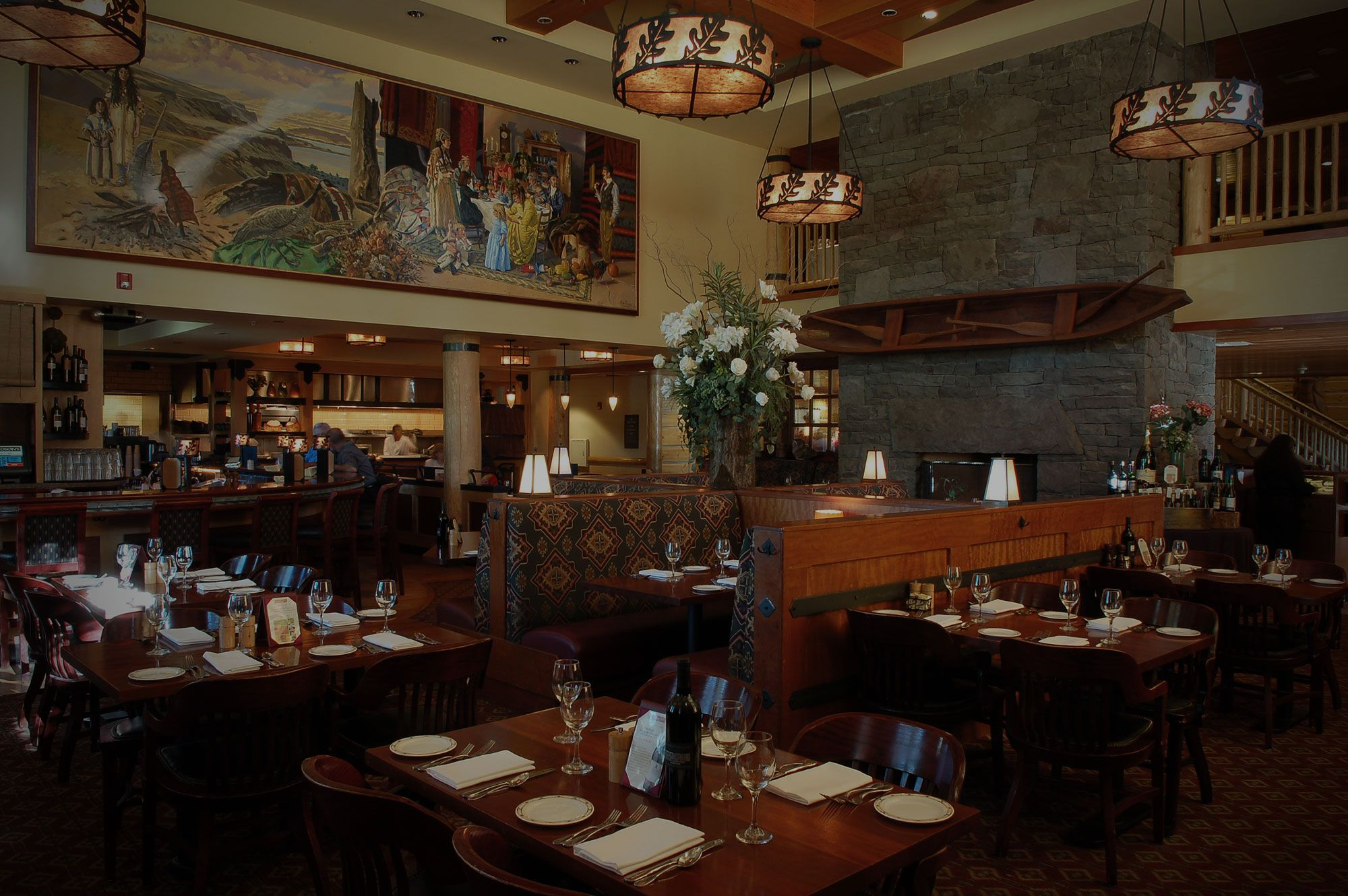Hudsons bar and grill consistently delicious cozy and