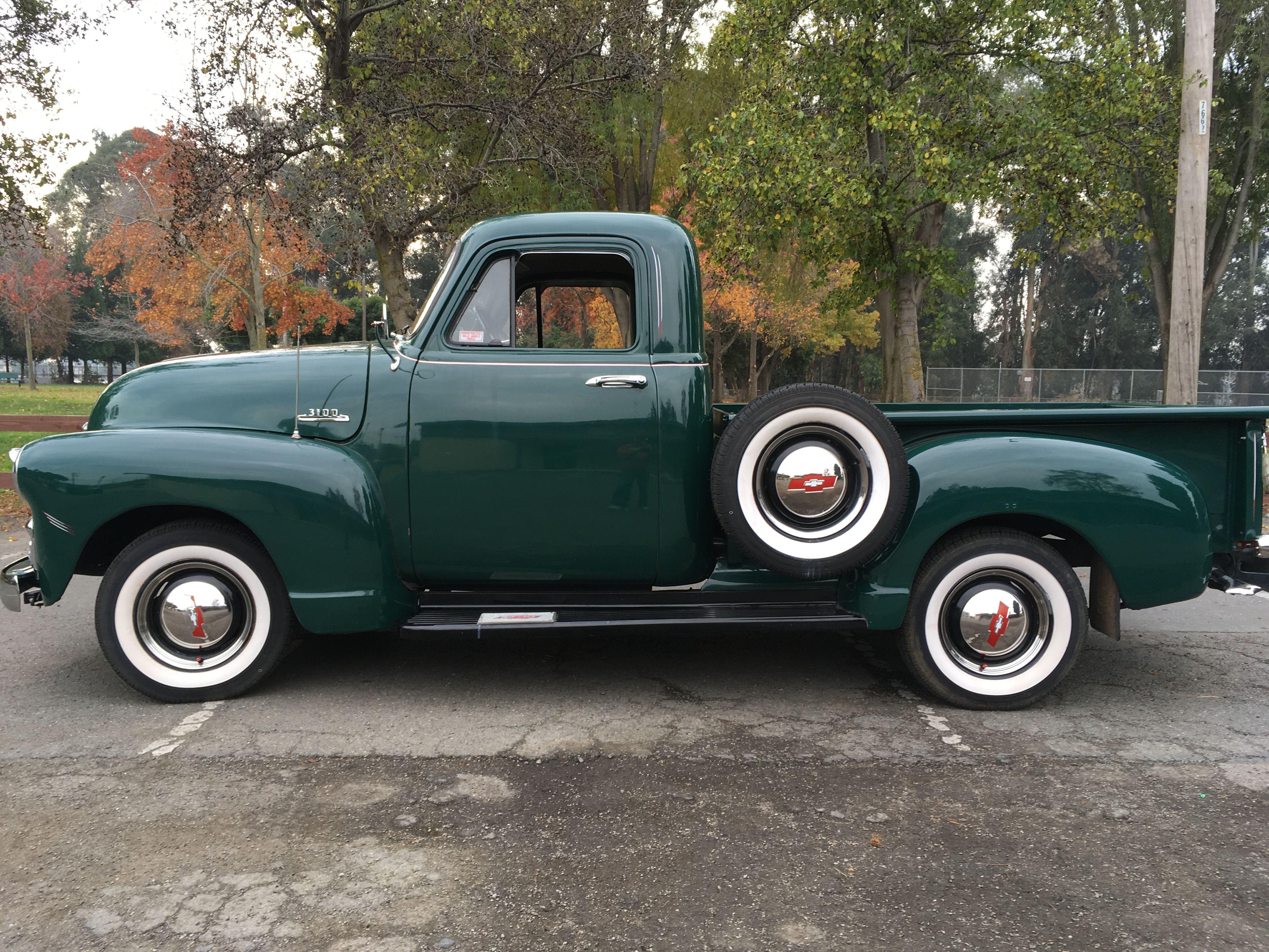 1954 Chevy Truck | Old Classics Trucks | Pinterest | 1954 chevy ...