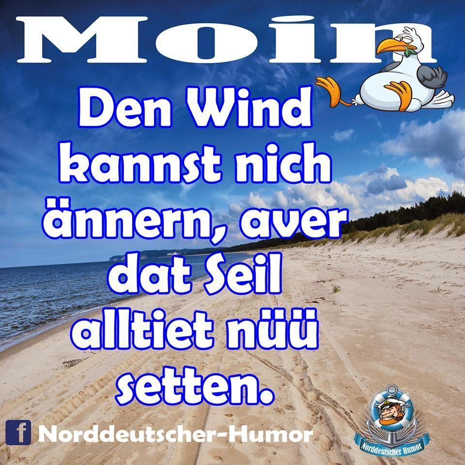 Pin Auf Norddeutscher Humor Spruche