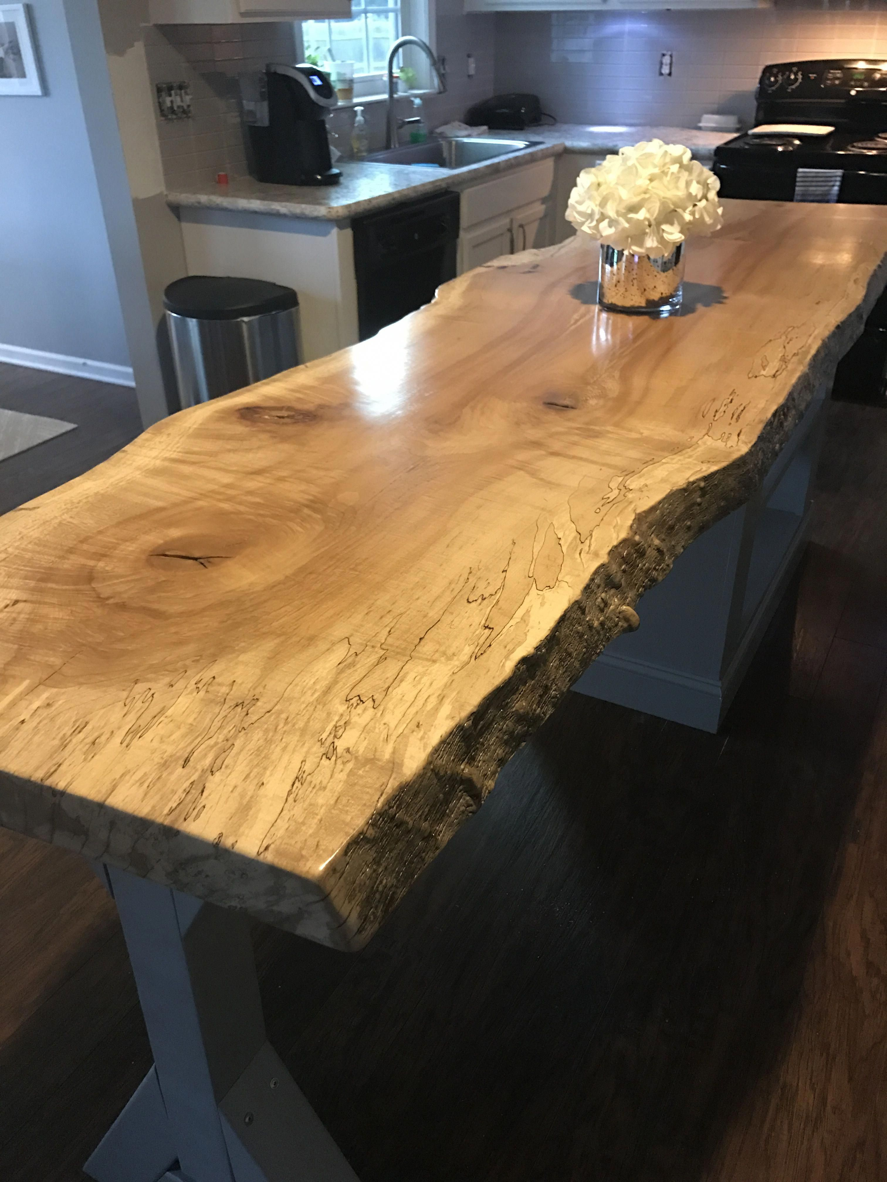 Kitchen Island By Losey Renovations