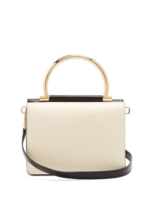 e5321785ff Salvatore Ferragamo Mina mini leather shoulder bag