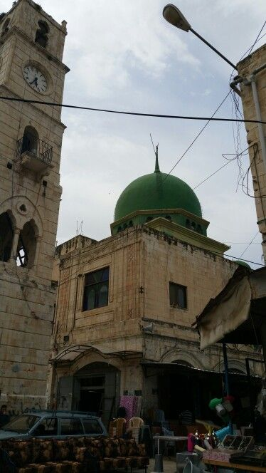 Nablus Old City, West Bank Palestine