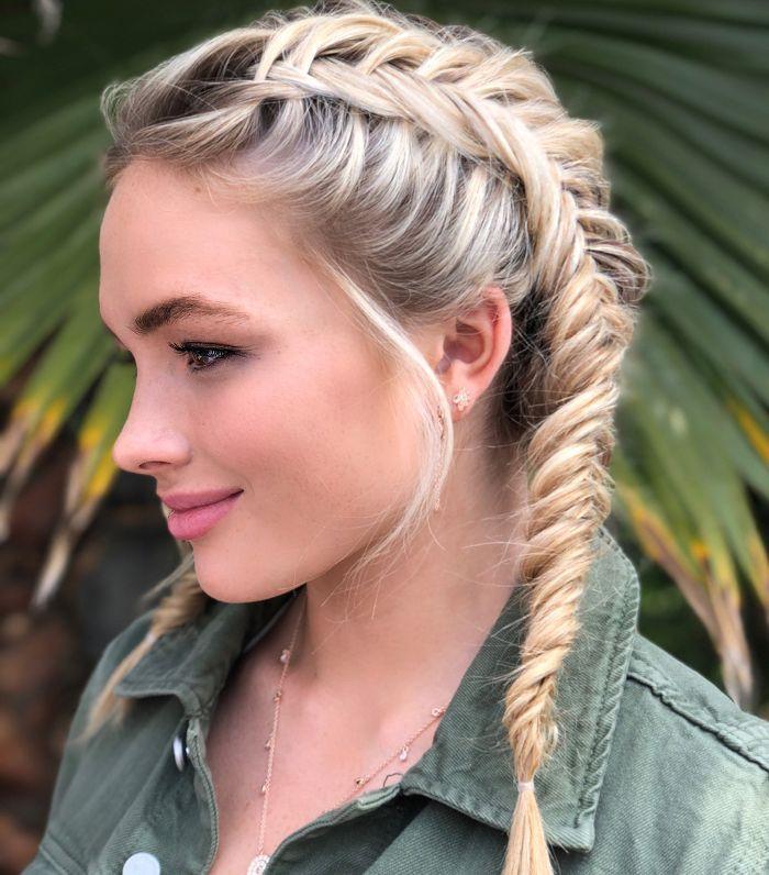 Everyday Easy Hairdos For Long Hair - 10 ELEGANT ...