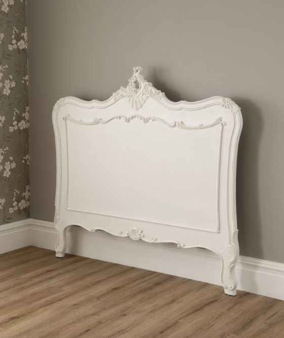 La Rochelle Antique French Style Headboard French Furniture