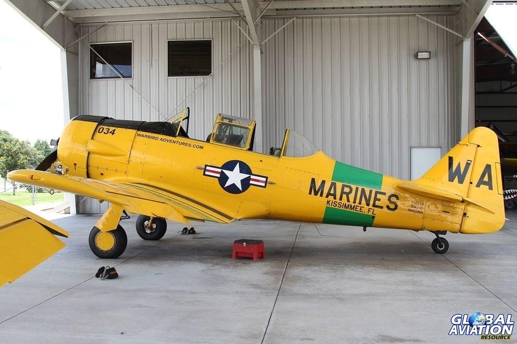 "Aviation Feature World Jet Inc P51XR N6WJ ""Precious"