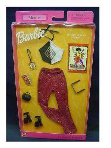 Barbie Fashion Avenue 2002 Clothing Set