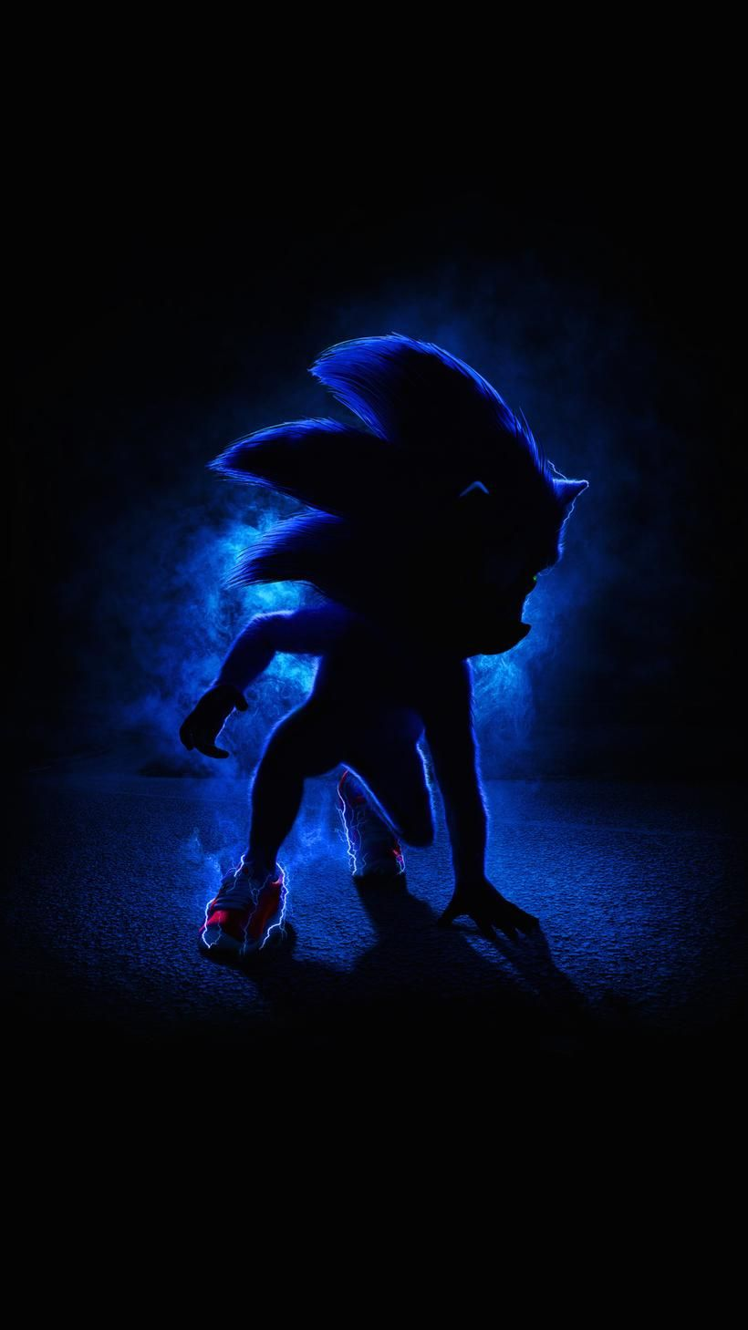 Sonic the Hedgehog (2020) Phone Wallpaper Fondos de