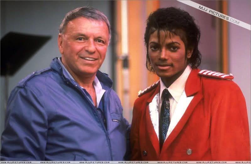 Michael e Sinatra