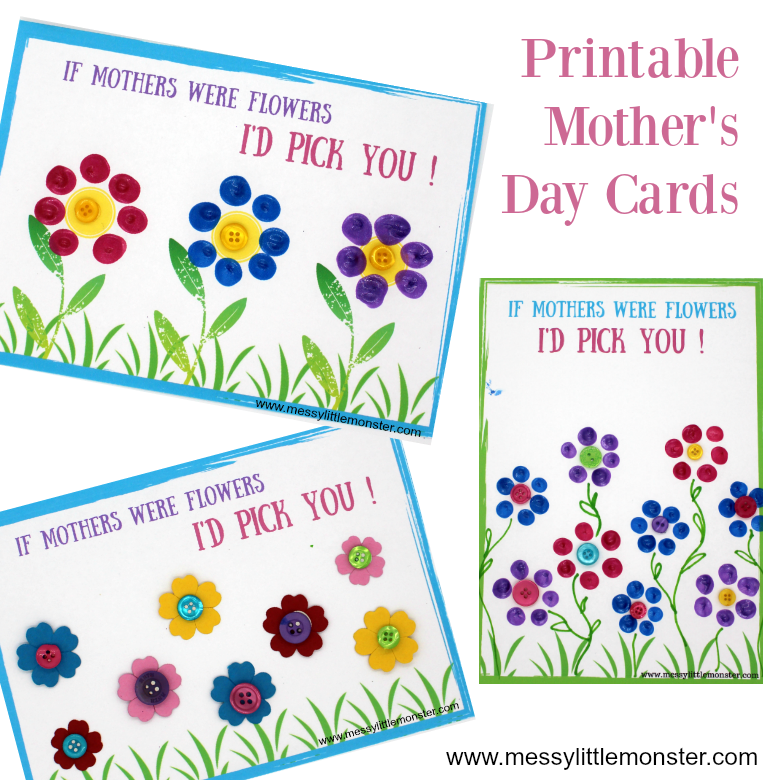 Mother S Day Card Craft For Kids With Free Printable If Mothers Were Flower Template A C Mothers Day Crafts Diy Mother S Day Crafts Easy Mother S Day Crafts