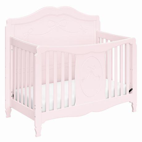 Storkcraft Princess 4 In 1 Convertible Crib Baby Cribs Convertible Storkcraft Convertible Crib