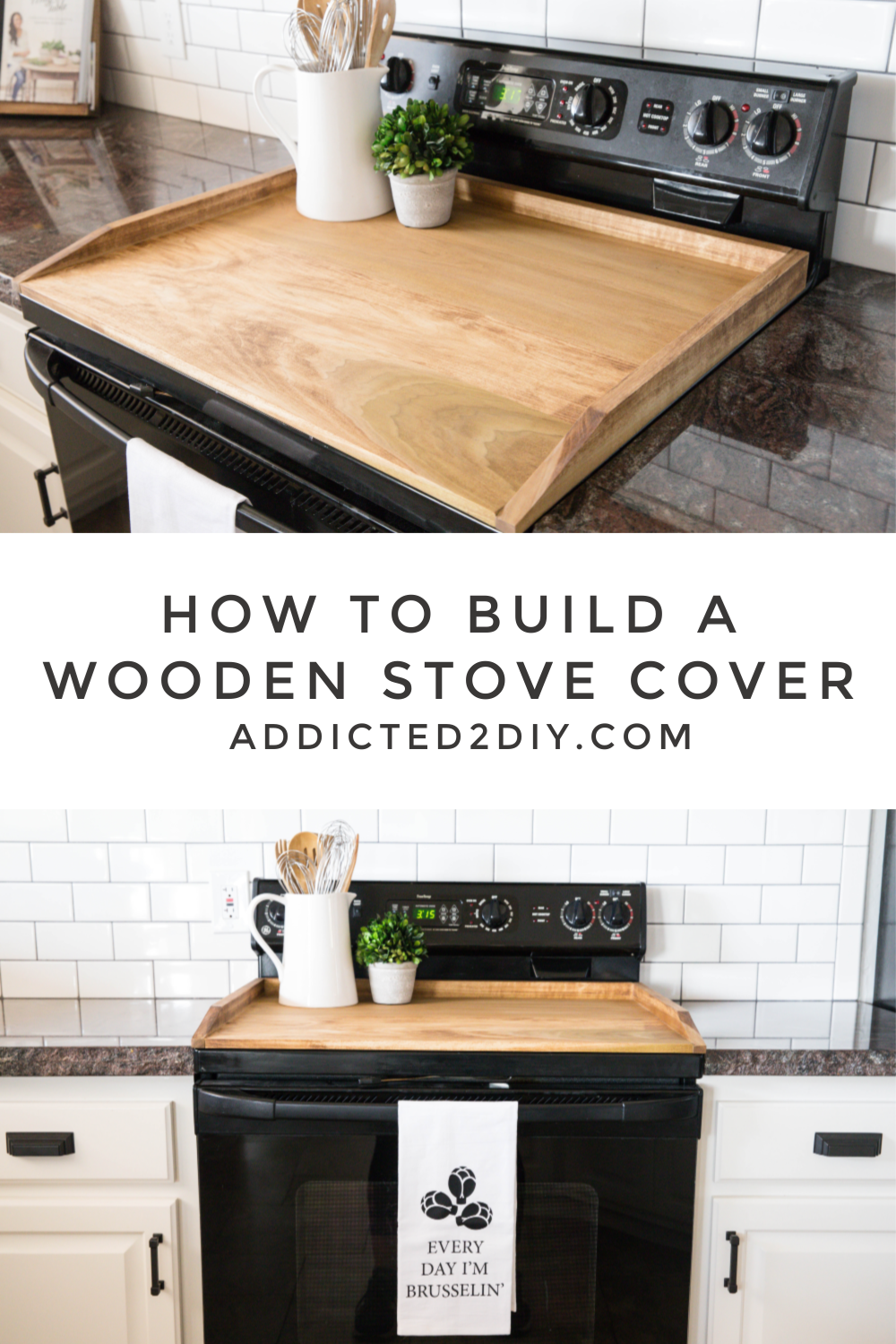 Photo of How To Build A Noodle Board (aka Stovetop Cover) – Addicted 2 DIY