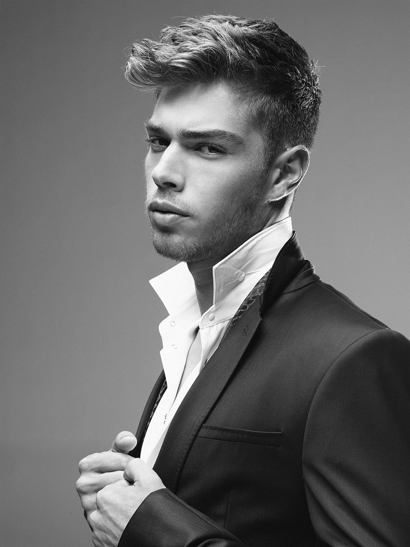 14 of the Most Gorgeous, Well-Groomed Guys on the Globe. Anitha Skov from Denmark
