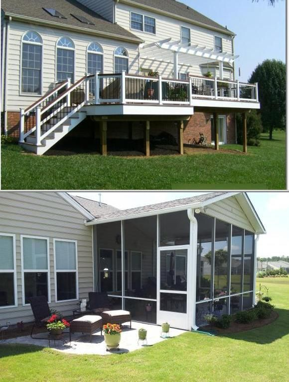 This Licensed Builder Constructs And Designs Custom Sunrooms