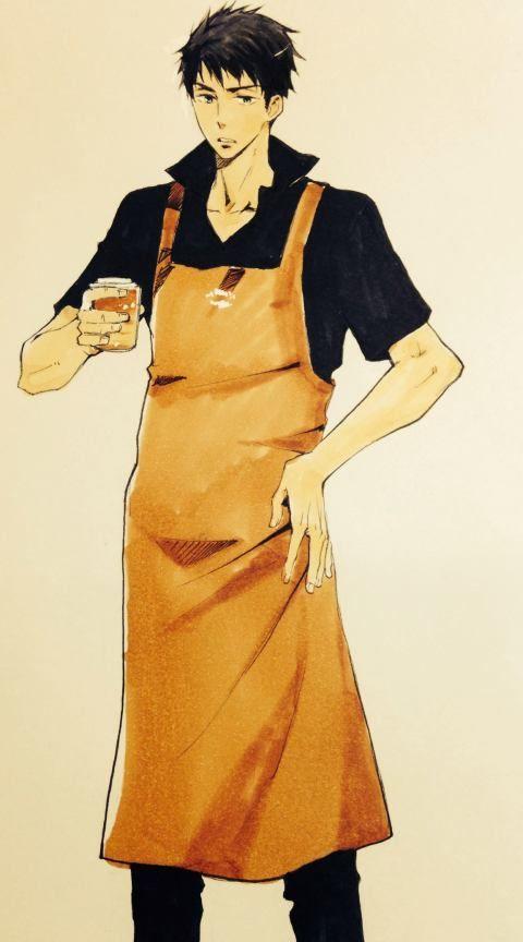 Fan Art: Laghmari Hiba's Yamazaki Sousuke #21977096   i.ntere.st