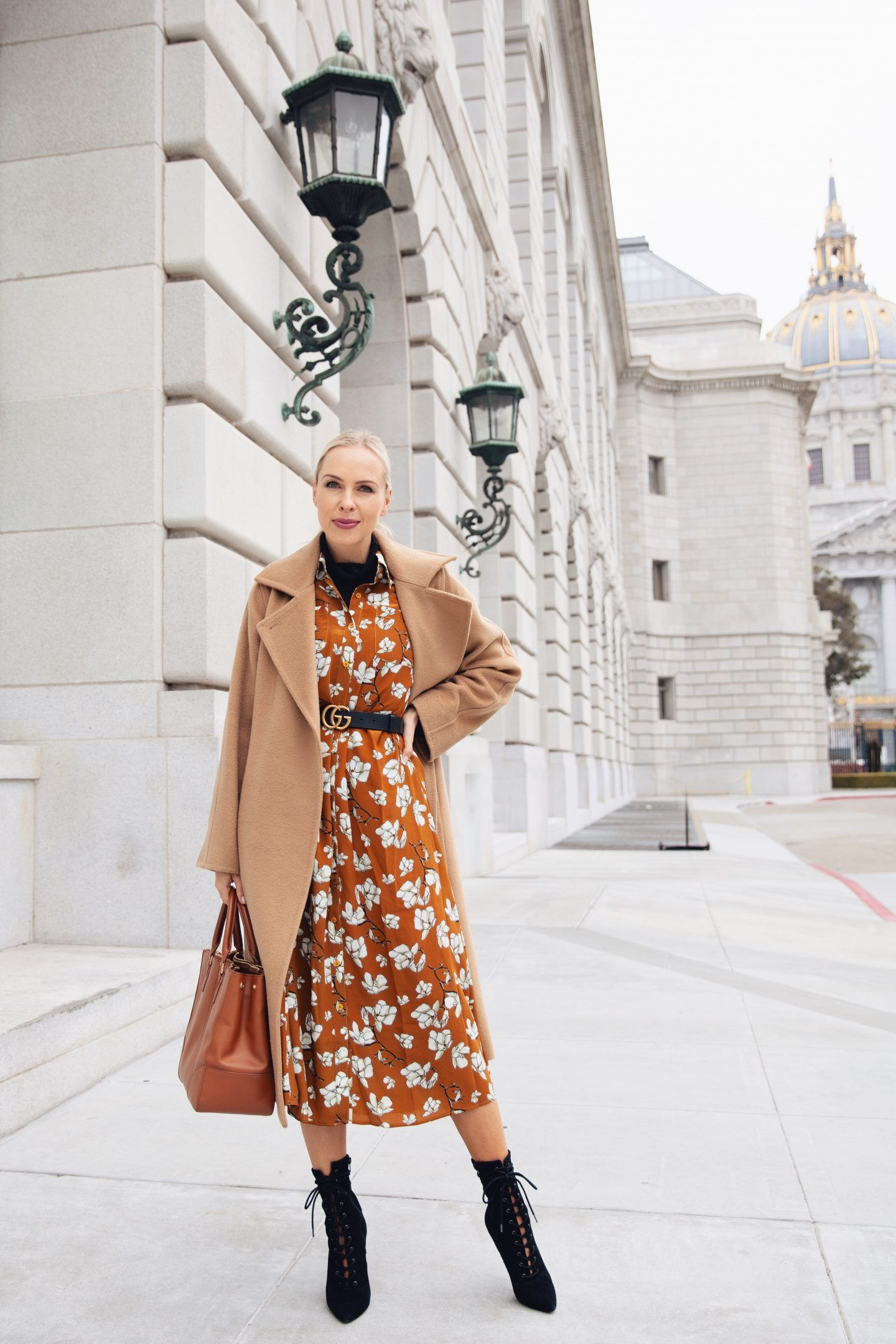 How to Transition your Summer Dress for Fall Summer