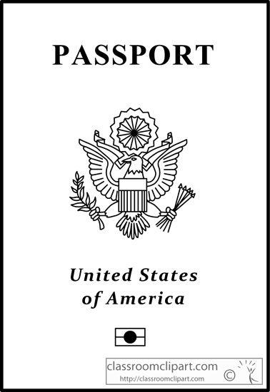 Passport Pictures Clip Art Clip Art Pictures