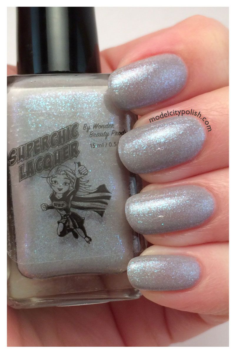 SuperChic Lacquer Bulletproof Betty
