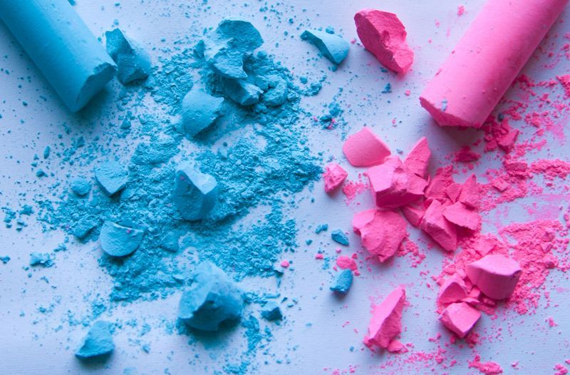 How to remove chalk stains from clothing carpet and