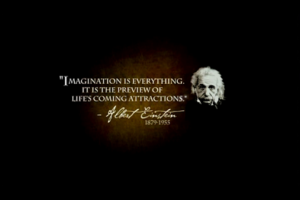 It S Inspirational And Life Changing The Secret Quotes Imagination Quotes Einstein Quotes Secret Quotes
