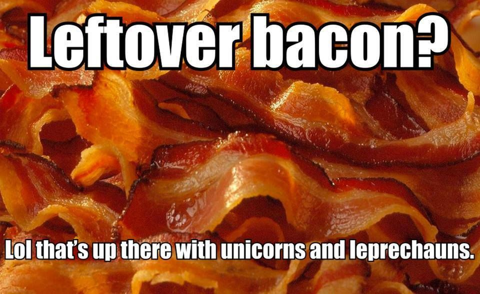 Left Over Bacon Meme With Images Bacon Bacon Memes Bacon Funny