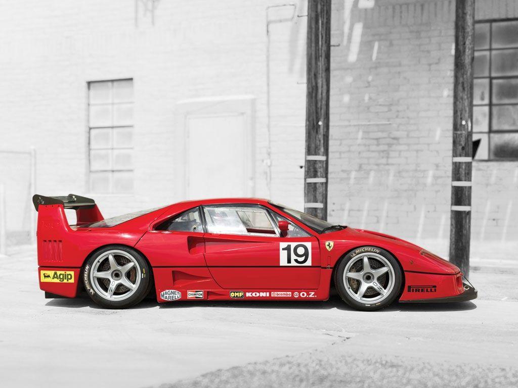 1994 Ferrari F40 Lm Ferrari F40 Ferrari Ferrari Car
