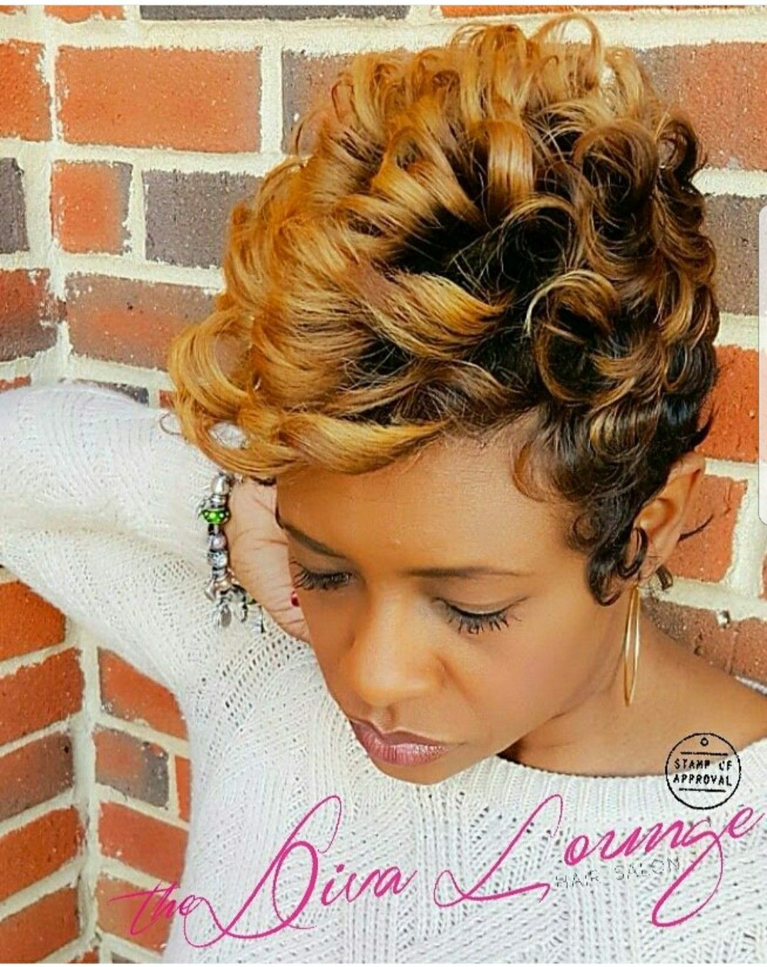 The diva lounge hair larnetta moncrief montgomery alabama short