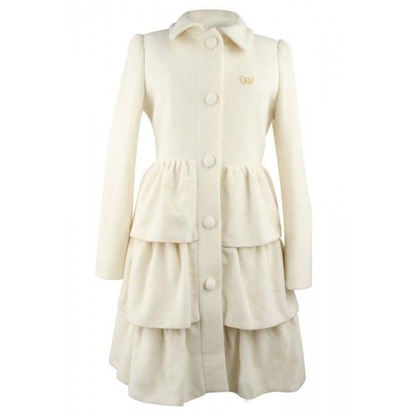 Coat Flounced (Mod. FF1710AI12) Fall/Winter 2012-2013 by Atelier Fix Design - Price: 325 € - Shop on: http://shop.fixdesign.it/it/fixdesign-abbigliamento/345-cappotto-a-balze.html