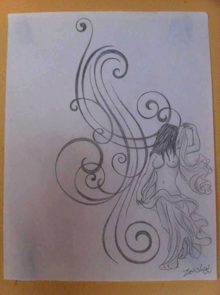 Abstract(pencil)