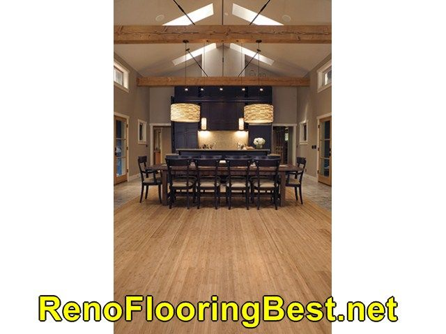 Gorgeous  bamboo flooring for bathrooms