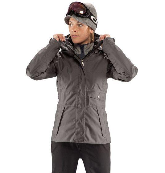 refugio jacket