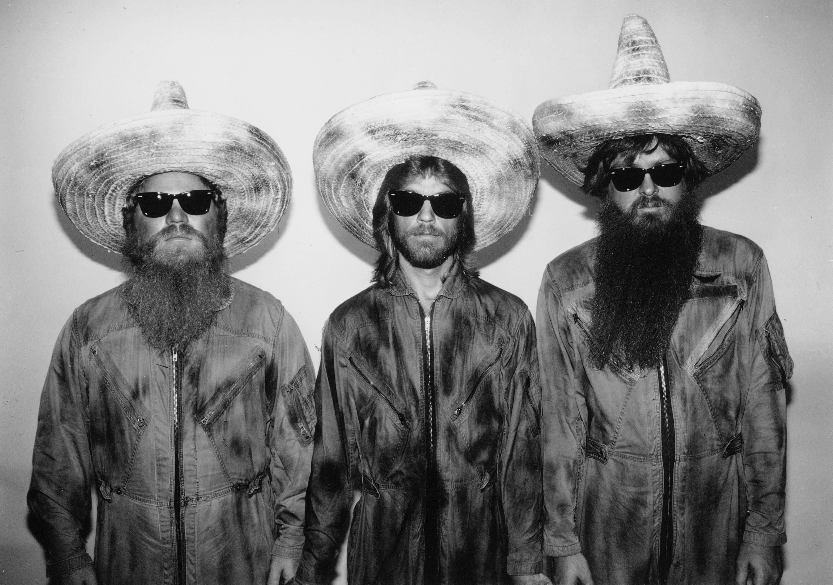 ZZ Top | Zz top, Billy gibbons, Rock and roll bands