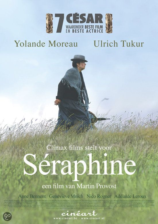 Seraphine de Senlis...oh how I loved this true story!