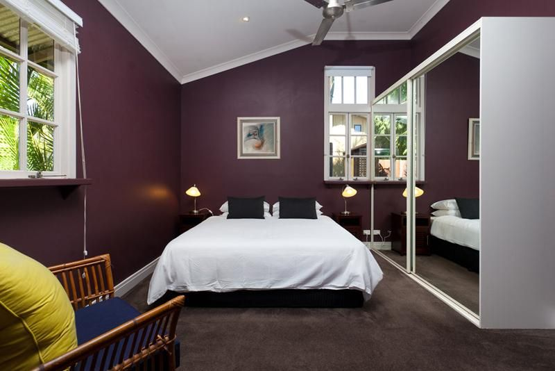 Plum Bedroom Wallsu2026I Kinda Like This. Maybe This Color Instead Of Black With Part 37