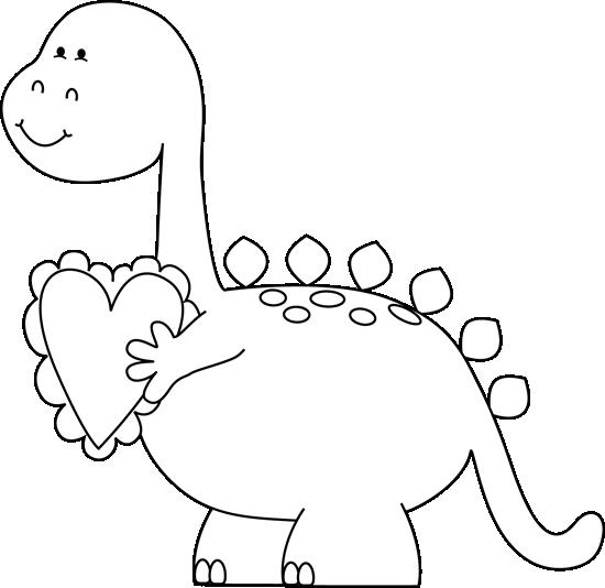 Inkleurprent pour dessiner enfants dessin dinosaure dessin et dinosaure - Modele dessin dinosaure ...