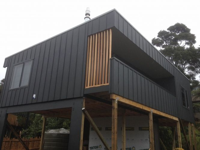 Board And Batten Triclad Weatherboard And Fascia