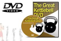 Starting with Safety, The Great Kettlebell DVD moves on to some simple movement patterns that are the foundation of all KB lifting and then onto some slightly more complex but basic moves. Next, the DVD covers a series of KB exercises and finally some more complex exercises such as the Windmill and the Snatch