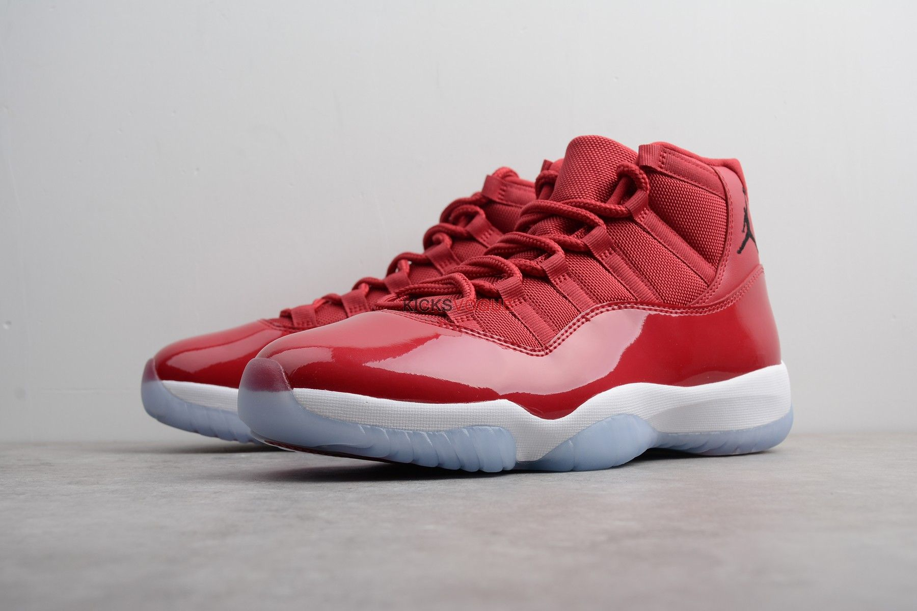8728cbb40aec12 Air Jordan 11 Retro Win Like 96 Gym Red 378037-623